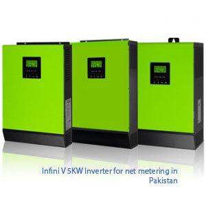Infini V 5KW solar INverter