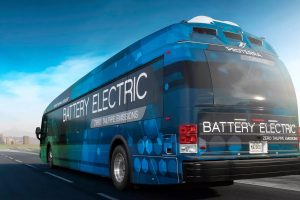 Battery Powered Electric Buses