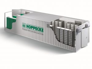 HOPPECKE Gel Battery