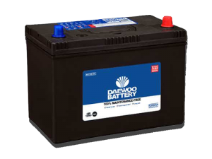 12 Volt Dry Battery