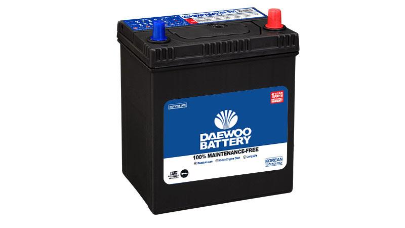 Daewoo Battery