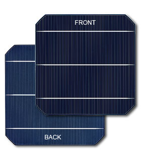 Mono Perc Bificial Solar Panels