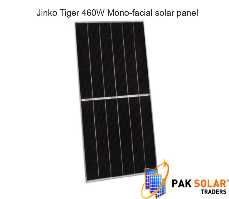 Jinko 460 watt Tiger series