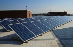 10 kW solar system