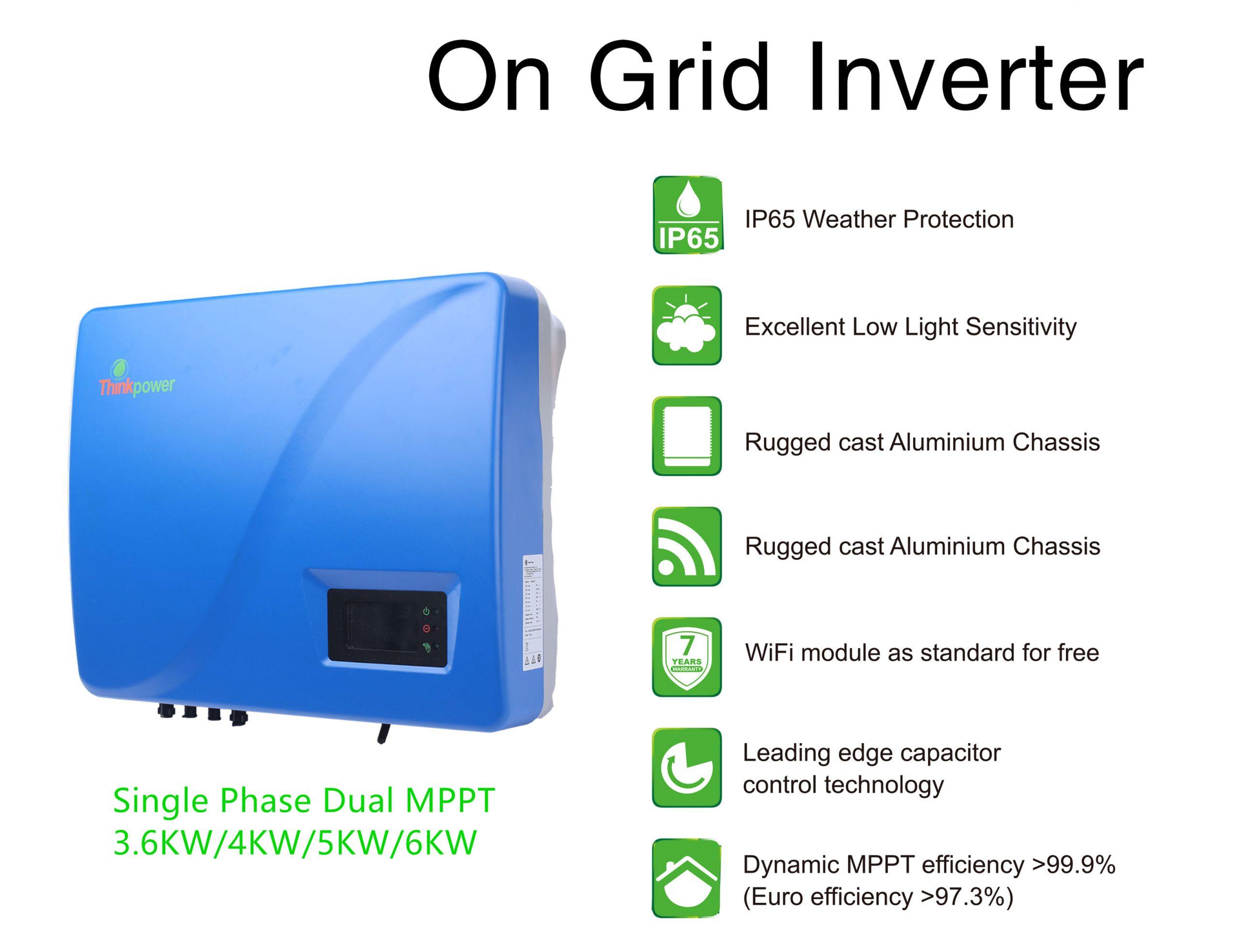 5kw solar inverter thinkpower
